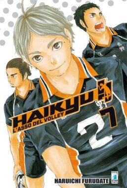 Copertina di Haikyu!! n.7 – Target 54