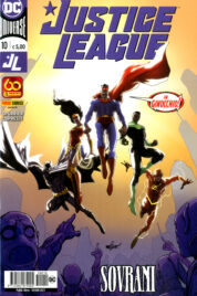 Justice league n.10