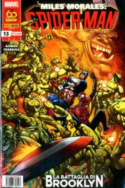 Miles Morales: Spider Man n.13