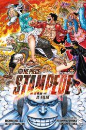 One Piece Il Film: Stampede – Romanzo