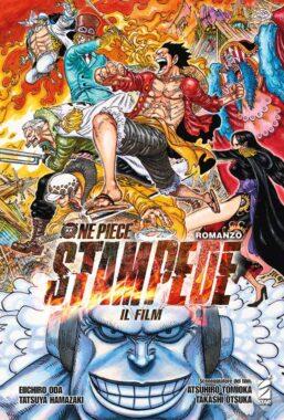 Copertina di One Piece Il Film: Stampede – Romanzo