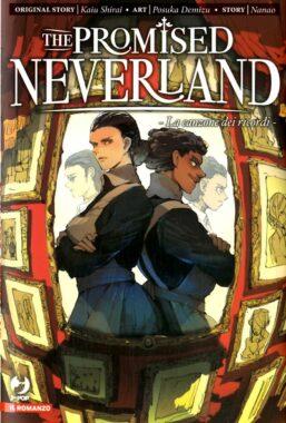 Copertina di The promised Neverland Novel 2 – La canzone dei ricordi