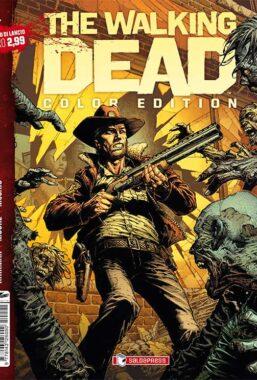 Copertina di The Walking Dead Color Edition n.1