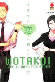 Wotakoi – Love Is Hard For Otaku n.2