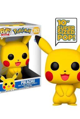Copertina di Pokemon Pikachu Super Sized Funko Pop 353