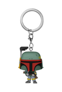 Copertina di Star Wars Boba Fett Pocket Pop Keychain