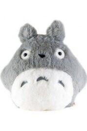 Totoro Nakayoshi Grey Plush
