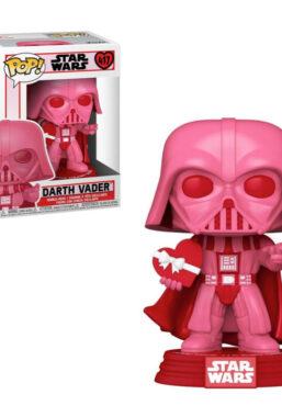 Copertina di Star Wars Vader W/Heart Funko Pop 417
