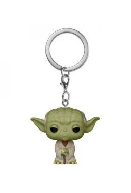 Copertina di Star Wars Yoda Pocket Pop Keychain