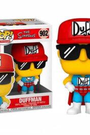 Simpsons Duffman Funko Pop 902
