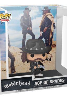 Copertina di Motorhead Ace Of Spades Funko Pop 08