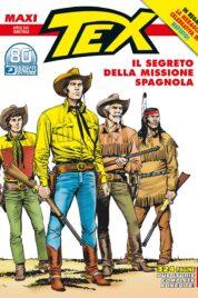 Tex Maxi n.28 + Medaglia Mefisto