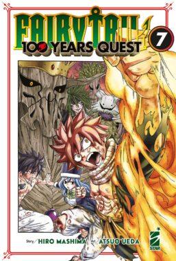 Copertina di Fairy Tail 100 Years Quest n.7