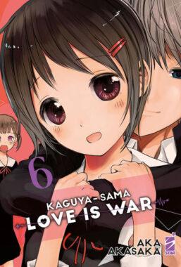 Copertina di Kaguya-Sama – Love Is War n.6