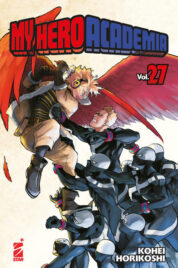 My Hero Academia n.27