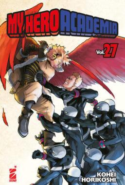 Copertina di My Hero Academia n.27