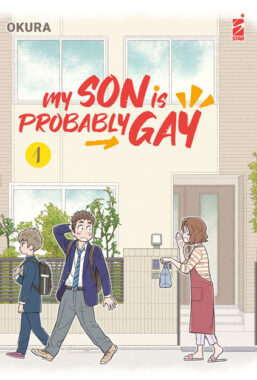 Copertina di My Son Is Probably Gay n.1