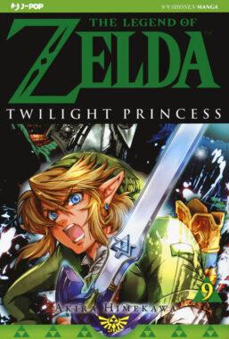 Copertina di Legend Of Zelda Twilight Princess n.9