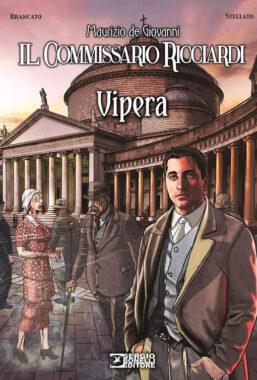 Copertina di Il Commissario Ricciardi – Vipera