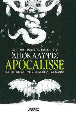 Copertina di Apocalisse