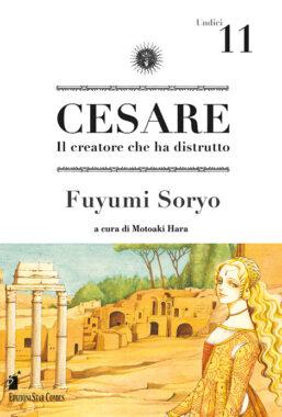 Copertina di Cesare n.11 – Storie Di Kappa 250
