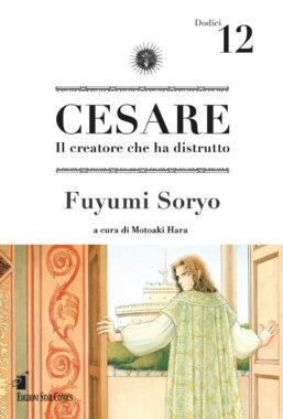 Copertina di Cesare n.12 – Storie Di Kappa 294