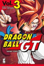 Dragon Ball Gt Anime Comics n.3
