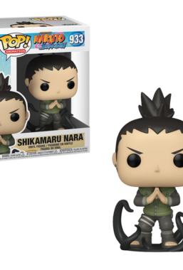 Copertina di Naruto Shikamaru Nara Funko Pop 933