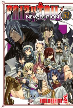 Copertina di Fairy Tail New Edition n.51 – Big 63