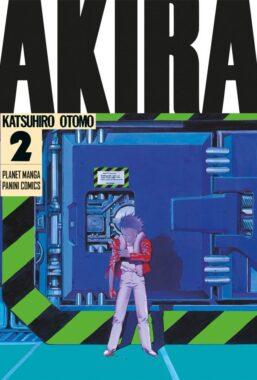 Copertina di Akira – Nuova Edizione n.2 (DI 6)
