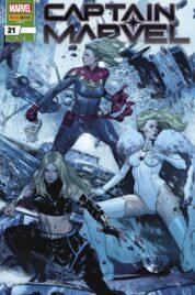 Captain Marvel n.21