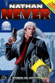 Nathan Never n.359 + Medaglia Nathan