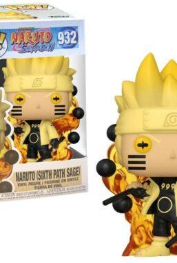 Copertina di Naruto Six Path Page Funko Pop 932