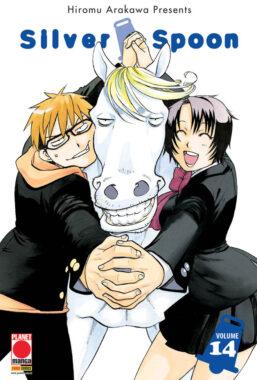 Copertina di Silver Spoon n.14 – manga life 27