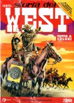 Storia Del West n.25 + Medaglia Mark