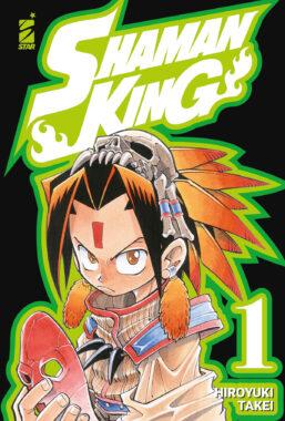 Copertina di Shaman King Final Edition n.1