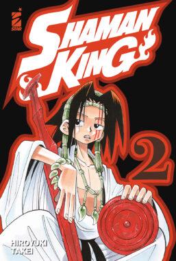 Copertina di Shaman King Final Edition n.2