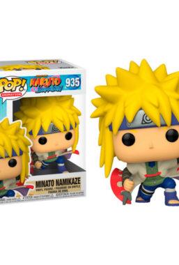 Copertina di Naruto Minato Namikaze Funko Pop 935