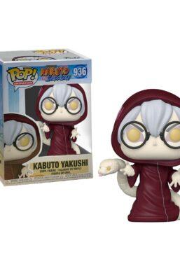 Copertina di Naruto Kabuto Yakushi Funko Pop 936