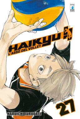 Copertina di Haikyu!! n.27 – target 84