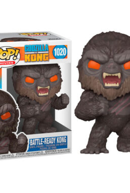 Copertina di Godzilla Vs Kong Angry Kong Funko Pop 1020