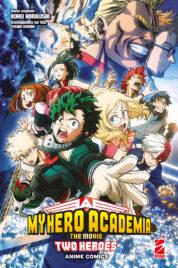 My Hero Academia The Movie Anime Comics