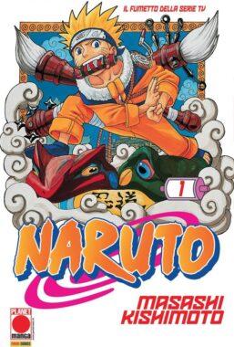 Copertina di Naruto Il Mito n.1 – VIII Ristampa