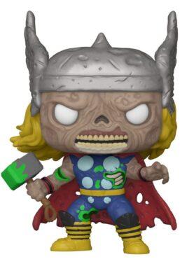 Copertina di Marvel Zombie Thor Funko Pop 787