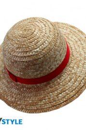 One Piece Luffy Straw Hat Adult