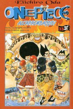 Copertina di One Piece n.33 – Young 129