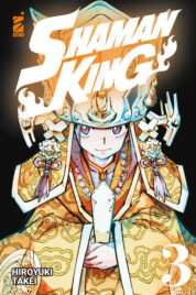 Shaman King Final Edition n.3