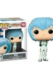 Evangelion Rei Ayanami Funko Pop 745
