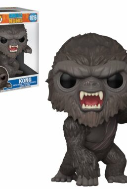 Copertina di Godzilla Vs Kong Super Sized Kong Funko Pop 1016