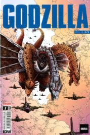 Godzilla n.7